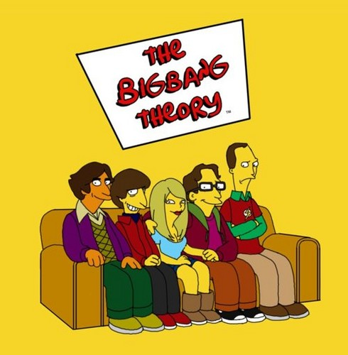 THE SHELDONS - the-big-bang-theory Fan Art