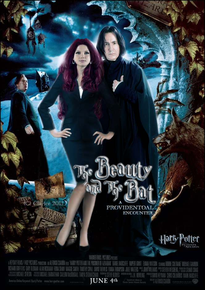 The Beauty+the Bat-Film-Poster