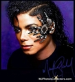 The big spider on his had! - michael-jackson photo