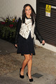 Tulisa Contostavlos at Fountain Studios in London				 - tulisa-contostavlos photo