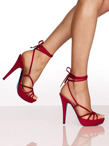 Women's Shoes wallpaper entitled Victoria's Secret Heels