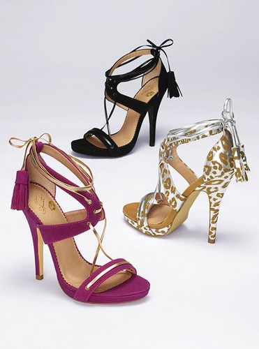 Women's Shoes wallpaper containing a sandal titled Victoria's Secret Heels