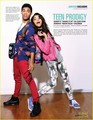Zendaya Coleman  of Kontrol Magazine's Fall/Winter 2011 Photo Shoot  - zendaya-coleman photo