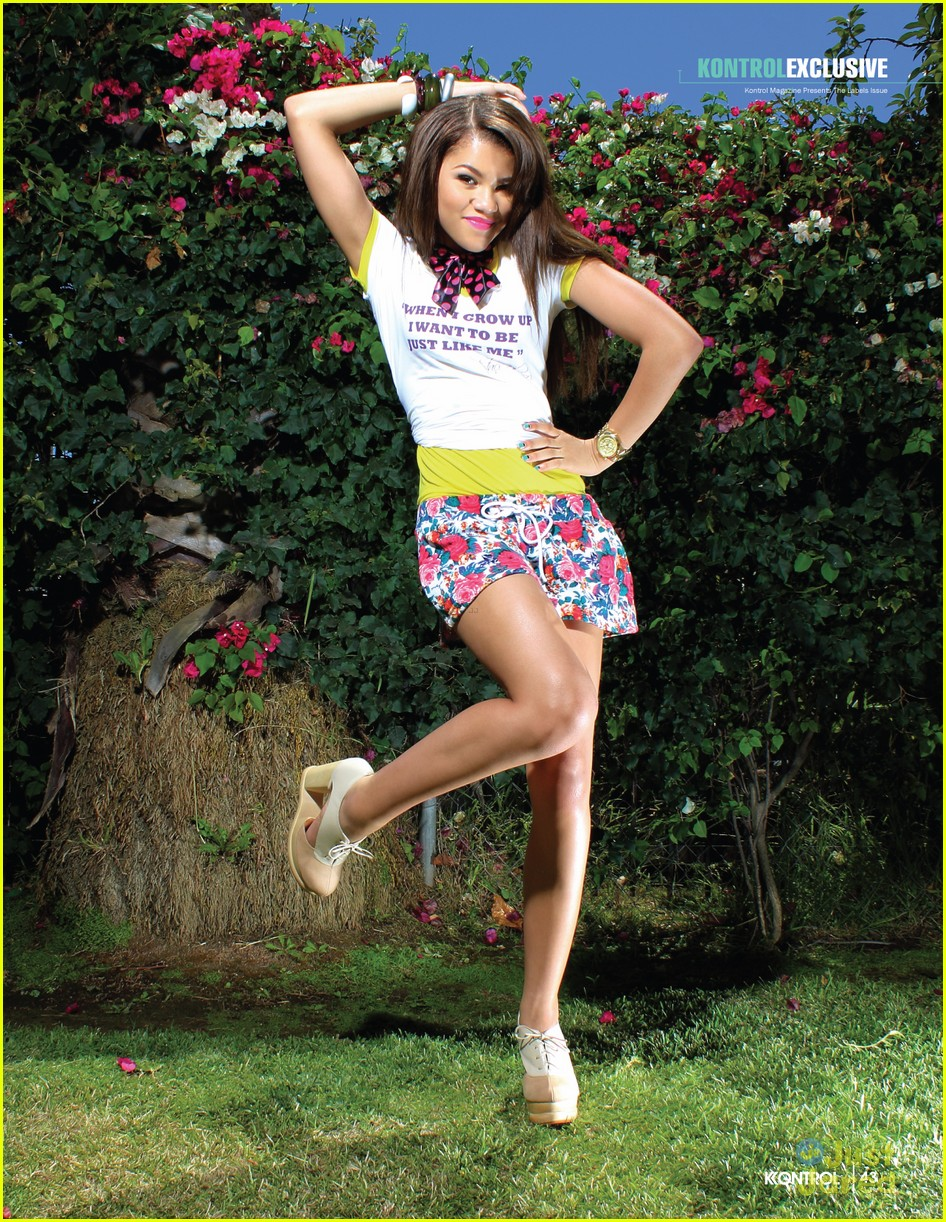 love the shoes  quot Z quot  and the shirt tots adorbsZendaya 2013 Photoshoot
