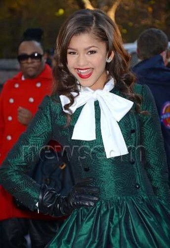 Zendaya~The 85th annual Macy's Thanksgiving jour Parade