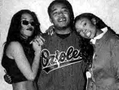 brandy twista and Aaliyah