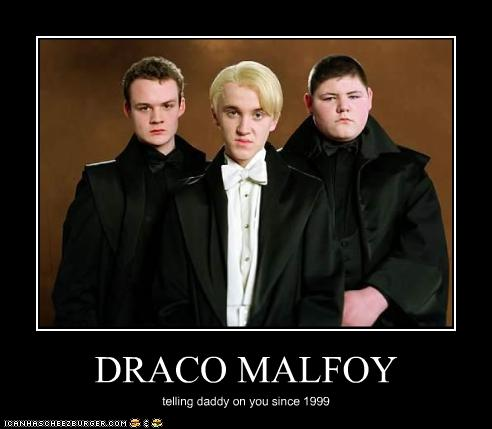 Harry Potter پیپر وال probably containing a business suit, a well dressed person, and a suit titled draco funny