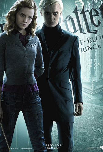 dramione-Half-Blood Prince - dramione Fan Art