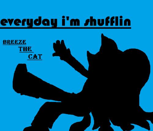 everyday i'm shufflin..