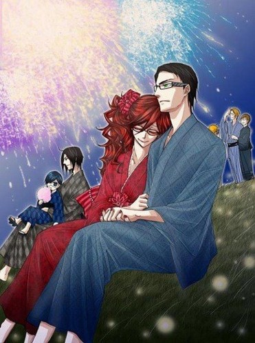 grell and will