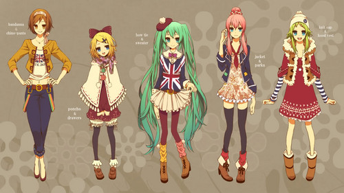 miku miku vocalois rock