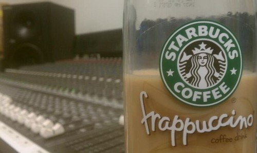 mixing it up Starbucks