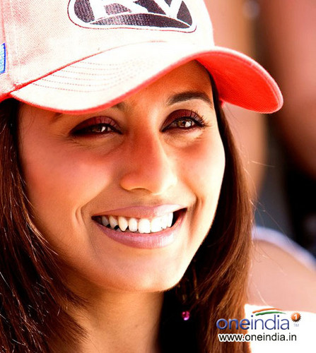 Rani Mukherjee wallpaper probably with a boater entitled rani