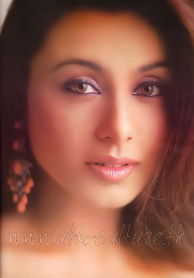 Rani Mukherjee rani