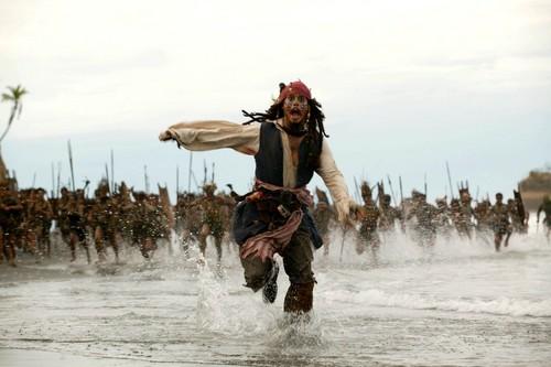 run like a sparrow!