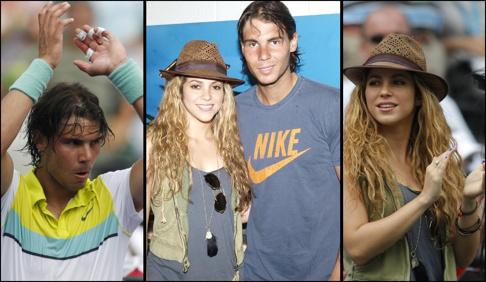 shakira dating nadal Find shakira latest news, videos & pictures on shakira and see latest updates, news, information from ndtvcom explore more on shakira.