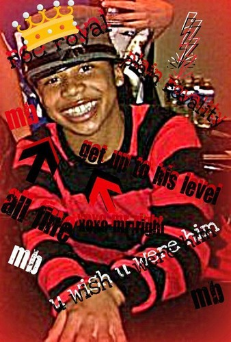 Roc Royal (Mindless Behavior) wallpaper containing anime titled sherea