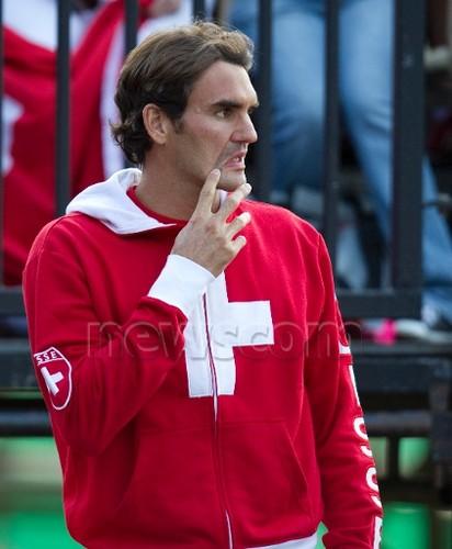 very funny Federer