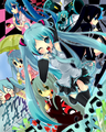 vocaloids and utualoids - kunoichi-island photo