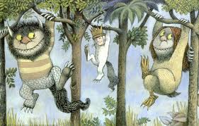 Where The Wild Things Are karatasi la kupamba ukuta probably containing anime called wild