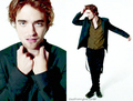 Robert Pattinson: EW - Breakthrough artists outtakes (Rob) - robert-pattinson fan art
