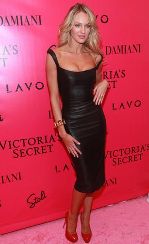 2010 Victoria's Secret Fashion Показать - After Party