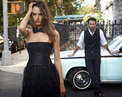 Alessandra Ambrosio Covers Vogue Brazil December 2011