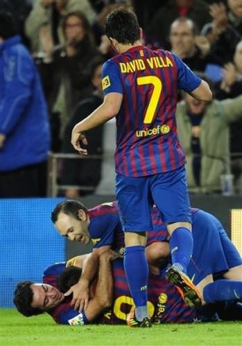 Alexis Sanchez - FC Barcelona (4) v Rayo Vallecano (0)