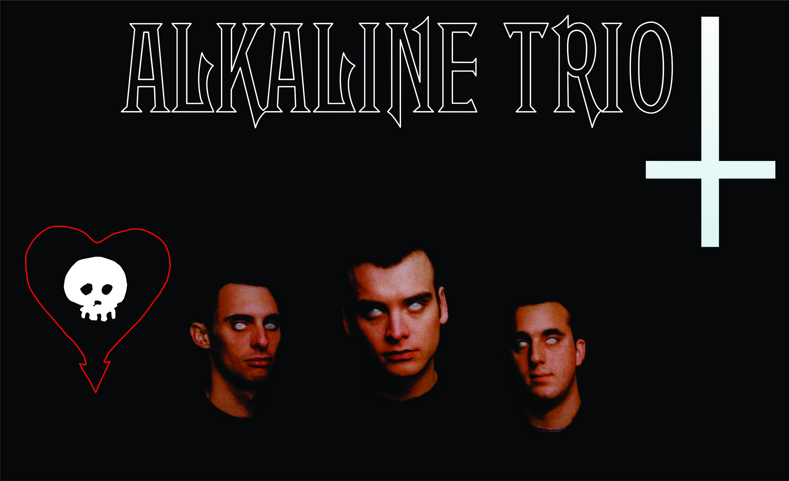 Alkaline Trio images Alkaline Trio From Here To Infirmary HD wallpaper and  background photos