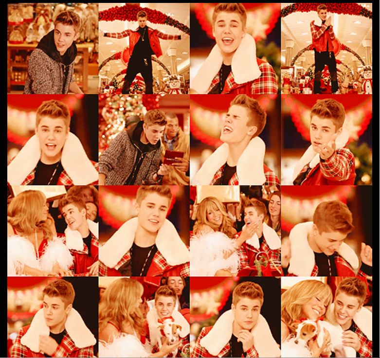Justin Bieber images All I Want For Christmas Is You HD wallpaper ...