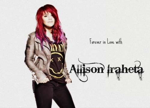 Allison Iraheta <3