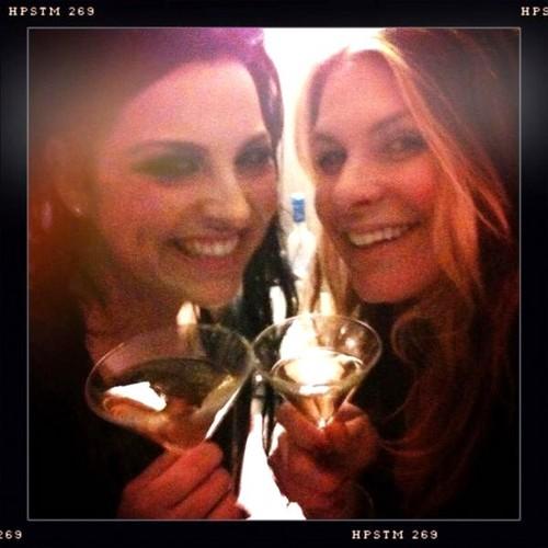 Amy & Beth [December 2nd, 11]