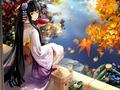 Anime geisha