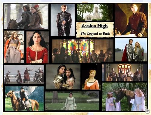 Avalon high-Knights & Ladies