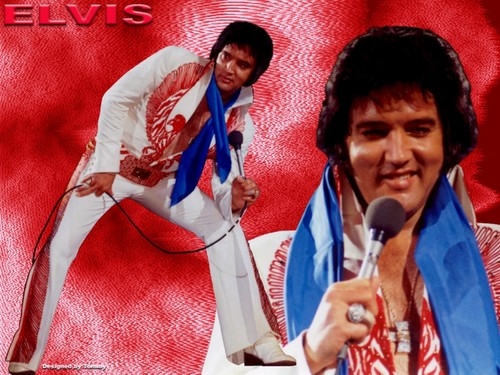 Elvis Presley wallpaper titled Awesome!