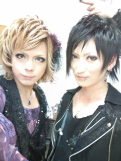 Ayame and Sono