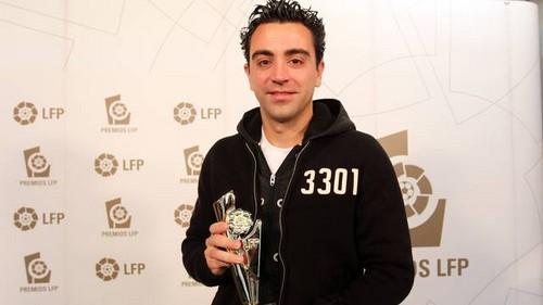 Barça sweeps LFP awards