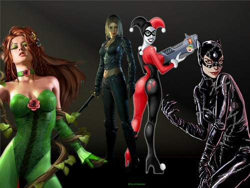 Batman's Women