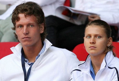 """Berdych in 2007 about having sex with Lucie : """" He was gentle and wild, according to our mood ! """""""