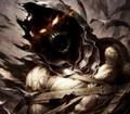 Blackheart Pissed Demon Form (wings folded)