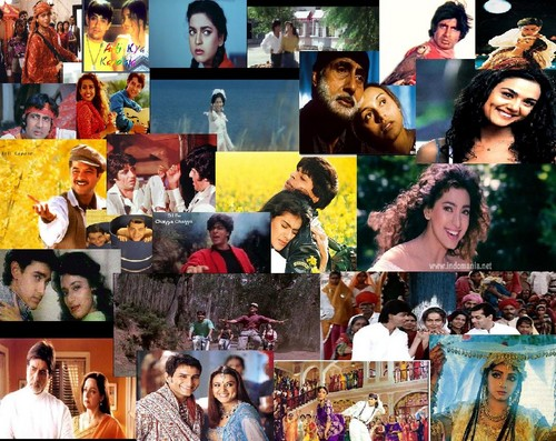 Bollywood Collage 1