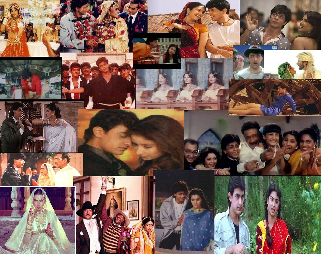 Bollywood Collage 3