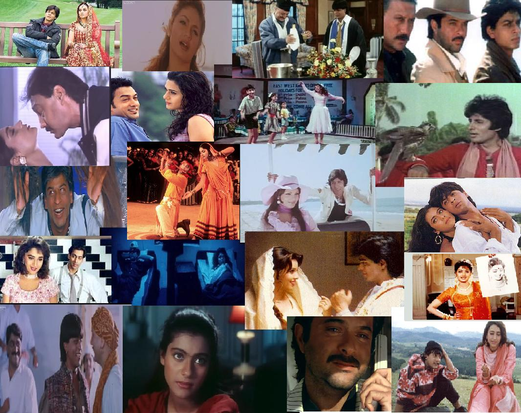 宝莱坞 Collage 4