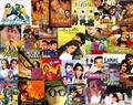 bollywood Poster Collage