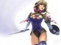 Cassandra (Soul calibur) - blindbandit92 wallpaper