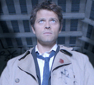 Castiel wallpaper entitled Castiel