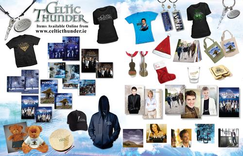 Celtic thuner stuff-shoping-2011