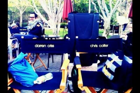 Chris and Darren <3