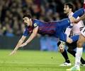 David Villa - FC Barcelona (4) v Rayo Vallecano (0) - La Liga