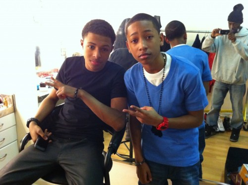 Diggy Simmons wallpaper called Diggy